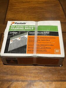 Brand New Paslode 650383 Framing Nail 2 3 8 Qty 2000 With Free Shipping