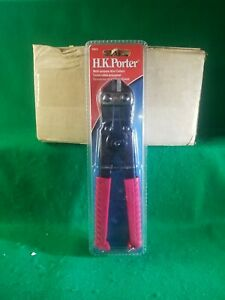 New In Box Crescent H k Porter Compact Bolt Cutter Fencing Chicken Wire