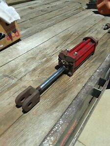 Vintage International Harvester Ih tractor Implement Hydraulic Cylinder Used