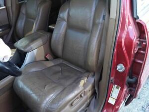 Driver Side Left Front Seat Assembly
