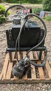 Buyers 3 Pt Pto Hydraulic Power Unit Power Pack Tractor Erskine