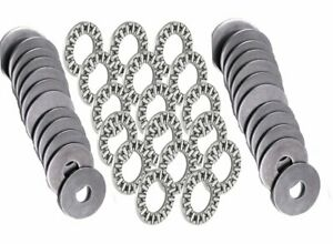 Nta815 Thrust Needle Roller Bearings 1 2x 15 16x 9 64 With 2 Washers 50 Kits