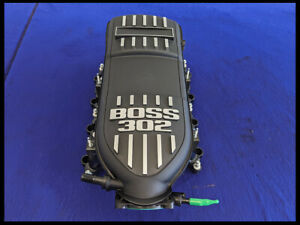 New 2011 2014 Ford Mustang 5 0l Ford Performance Racing Boss 302 Intake Manifold