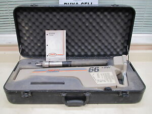 Ditch Witch Subsite 66tkrw Tracker Locator W 86bv2 Sonde Beacon Used