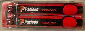 Paslode Framing Red Fuel For Imct Cordless Framing Nailer Twin Pack 2 Fuel Cells