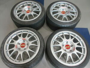 Rare Bbs Re 776 777 Porsche 911 964 993 Narrow Body Forged Staggered Wheels