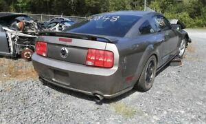 Driver Front Seat Bucket With Sport Type Leather Fits 05 07 Mustang 338799