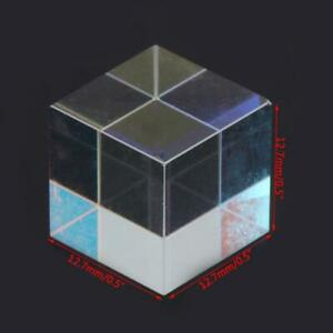 Prism Laser Beam Combine Cube Prism Mirror For 405nm 450nm Blue Laser Diode 5w