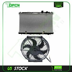 Radiator And Cooling Fan Kit Fit For 1994 1995 1999 Acura Integra 1 8l