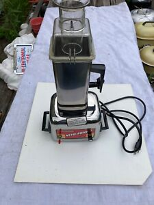 Commercial Vita mix Maxi 4000 Heavy Duty Stainless Steel Lightly Used