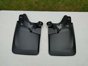 2016 Through 2020 Toyota Tacoma Mud Flaps Left Front Right Rear Oem