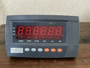 Used Digiweigh Dwp 102e Digital Scale Replacement Display Control