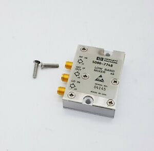 Hp Agilent Keysight 5086 7748 Low Band Mixer Assembly For Hp Spectrum Analyzer