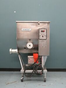 Hobart 4346 215 Lb Meat Mixer grinder With Foot Pedal