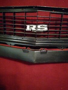 1969 Chevrolet Camaro Rs Grille Headlight Covers Rs Embem Chin Spoiler Nice