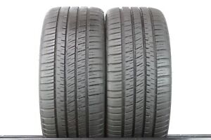 245 40 18 Michelin Pilot Sport A S 3 Used Pair Of 2 Tires 8 32 Tread