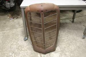 Vintage Buick Grille Shell 1934 1935 Hot Rat Rod