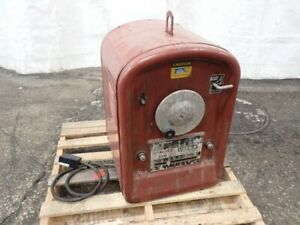 Lincoln Electric Ideal Arc 250 250 250 Arc Welder 250 Amps 05211040035