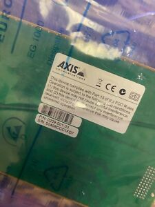 Axis 241q 4 Channel Blade Video Server 0209 001 03 Extra Box804