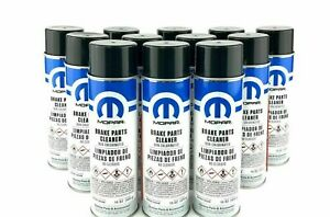 Mopar Brake Cleaner Non Chlorinated Qty 12 15 Oz Cans New
