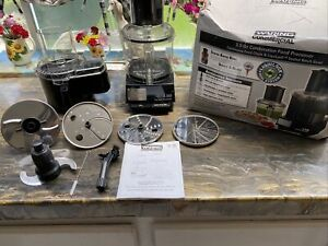 Waring Commercial Wfp14sc Food Processor 3 5 Qt New Open Box Never Used
