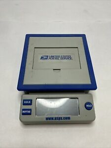 Usps Postal Service 10 Lb Digital Shipping Scale No Power Cable