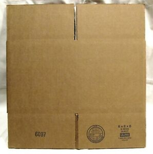 8x8x8 Uline Shipping Boxes Pack Of 10
