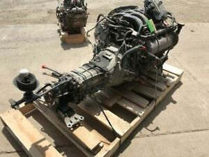 2005 2006 Ford Mustang Gt Complete Drop Out Engine Manual Transmission 4 6l