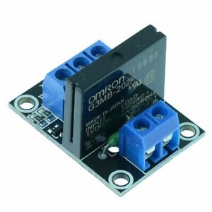 5v 1 Channel Solid State Relay Board Ssr Raspberry Pi Arduino Pic