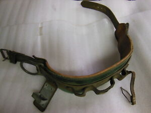 Old Klein Buhrke Climbing Linemans Belt Size 20 D right Bell System