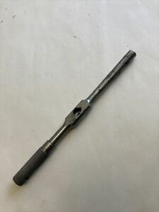 Vintage Starrett Tap Wrench No 91 b The L s s Co