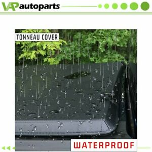 5ft Tonneau Cover For 05 15 Tacoma Hard Tri Fold Short Bed Waterproof New