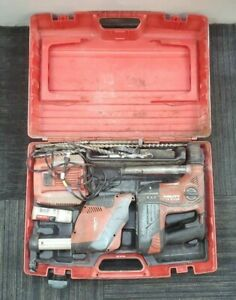 Hilti Te 6 a 36avr Te Drs 6 a Rotary Hammer Drill Kit With Battery And Case