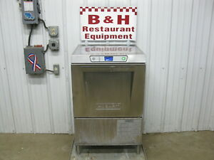 Hobart Lxeh Under Counter Commercial Dish Washer Machine