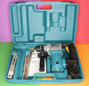 Makita Rotary Hammer Corded Drill Driver 5 5a 13 16 Concrete Hr2010 Lot