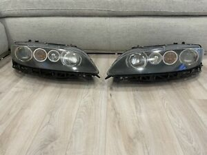 2006 2008 Mazda 6 Speed 6 Set Left And Right Headlights Xenon Used Oem