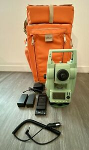 Leica Tc403 3 Total Station Surveying