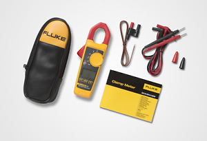 Fluke 324 True Rms Clamp Meter Ac Current To 400 Amp Ac And Dc Voltage To 600v