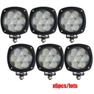 Led Tractor Work Light Kit For New Holland Windrowers H8000 h8040 h8060 h8080