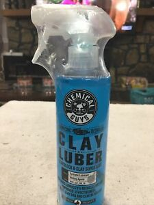 Chemical Guys Clay Luber 16fl Oz Lubricant Detailer Clayblock Clay Super Lube