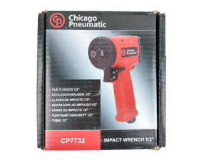 Chicago Pneumatic Cp7732 1 2 Inch Stubby Impact Wrench