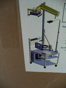Tricolops Rapidsize Postage Package Stand Dimensioner