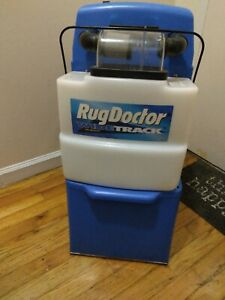 Used Rug Doctor Wide Track Plus Upholstery Tool