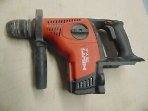 Hilti Te 7 a 36v Rotary Hammer Drill tool Only