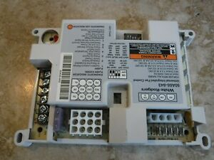 Used White Rodgers 50a55 843 Universal Integrated Furnace Control