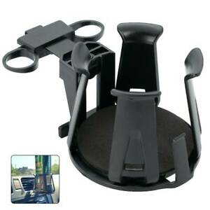 Car Air Vent Coffee Cup Bottle Holder Drink Holder Ashtray Organizer Truck Car