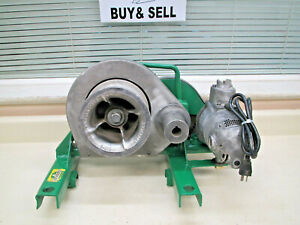 Greenlee 640 4000lb Wire Cable Tugger Puller Chugger Used Free Shipping