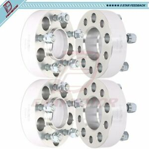 5x4 5 1 5 Inch Fits Ford Ranger Mustang Explorer Lincoln 4 Wheel Spacers 1 2