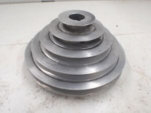 Clausing Drill Press 5 Step Spindle Pulley