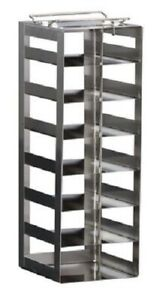 Used Vwr 89214 568 Stainless Steel Rack For Chest Freezer ln Tank